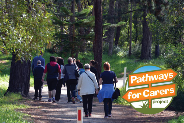 Pathways for Carers Walk