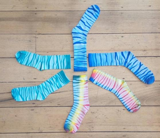 Stripey Socks Workshop